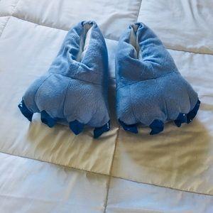 Other - Kids monster slippers NWOT